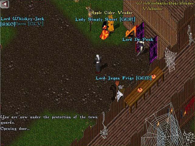 2008 Halloween Edition - Oblivion Reloaded :: UO Shard