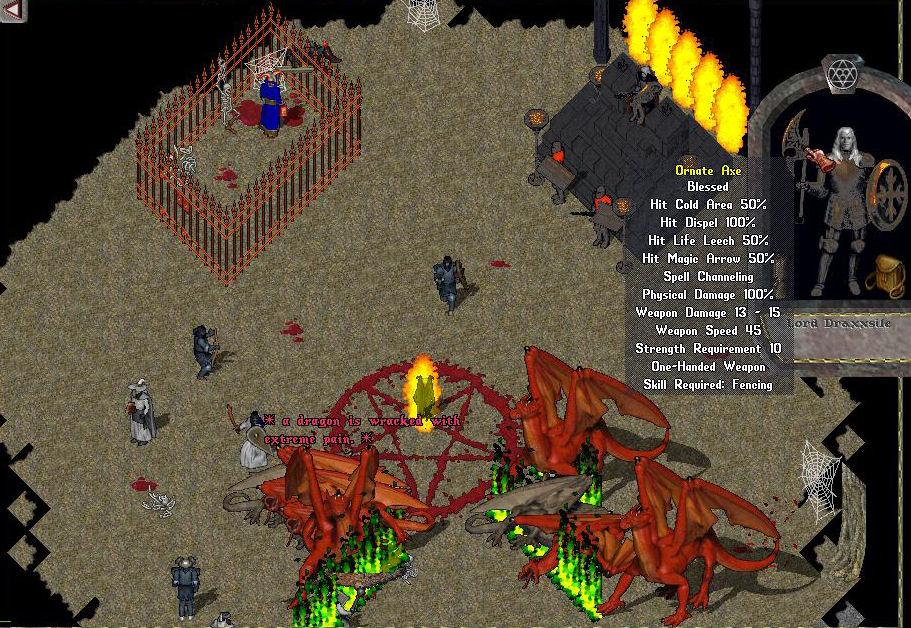 Nox - Oblivion Reloaded :: UO Shard